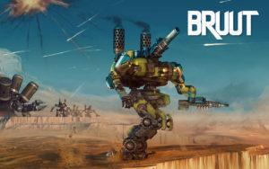 BRUUT.game | Artillery