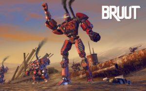 BRUUT.game | Liberty Danger