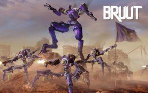 BRUUT.game | Locust Omega